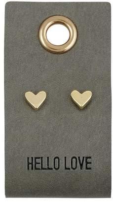 Santa Barbara Design Studio Heart Post Earring