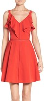 Adelyn Rae Women's Fit & Flare Dress