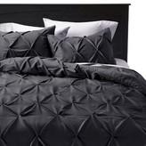 Threshold Pinched Pleat Comforter Set
