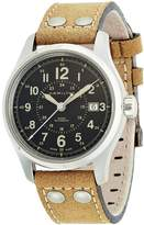 Hamilton watch KHAKI FIELD AUTO H70595593 Men's [regular imported goods]