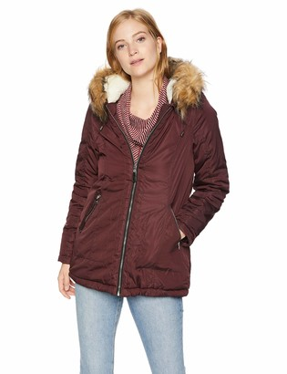 Madden-Girl Women's Anorak Fashion Jacket