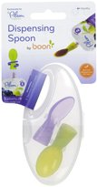 Boon Dispensing Spoon for Plum Organics - Purple/Green - 2 ct