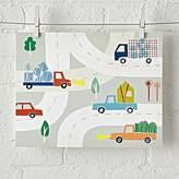 Car and Truck Unframed Wall Art