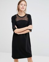 Just Female Osaka Mesh Dress