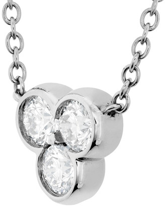 Hearts On Fire 18K 0.20 Ct. Tw. Diamond Effervescence Pendant Necklace