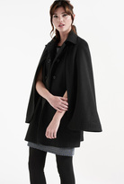 Point Zero Cape Coat