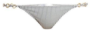 Made by Dawn Linx Bikini Briefs - Womens - Blue Stripe