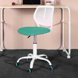 Latitude Run Avri Malbon Task Chair Upholstery Color: Green