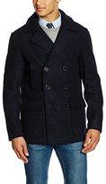 Crew Clothing Men's Reefer Coat