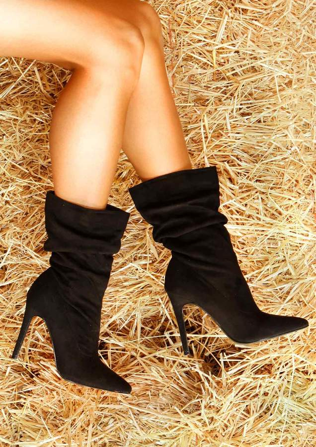 b670fcc24c Missy Empire Boots For Women - ShopStyle UK