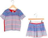 Preen Girls' Two-Piece Skirt Set