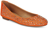 French Sole Quench Embellished Flats