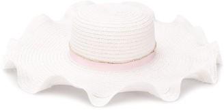MonnaLisa Amalfi straw hat
