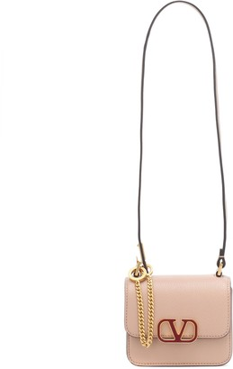 Valentino VSLING Micro leather shoulder bag