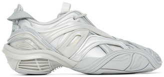Balenciaga Grey Tyrex Sneakers