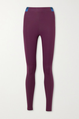 LNDR Spar Stretch Leggings - Red