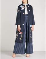 Vilshenko Laura wool-blend coat