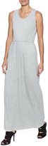 Freeway Grey Knit Maxi