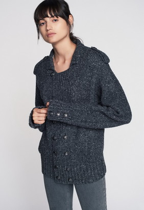 Singer22 ROGER DOUBLE BREASTED CARDIGAN