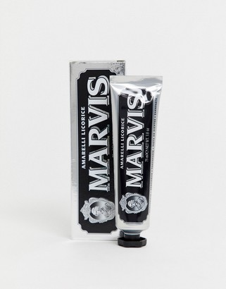 Marvis Amarelli Licorice Toothpaste 75ml