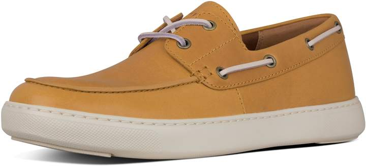 FitFlop Lawrence Boat-Style Shoes