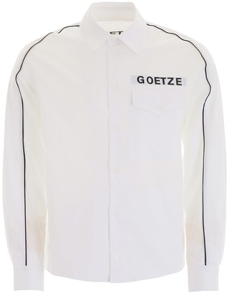 Vince Goetze Shirt With Piping