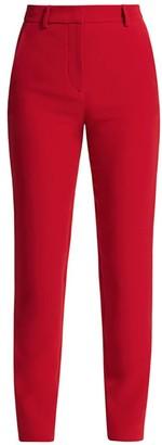 Giorgio Armani Silk Cady Slim Pants