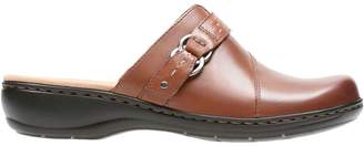 Clarks Collection By Leisa Sadie Leather Clogs