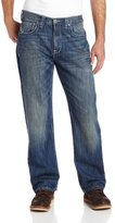 Wrangler Men's Tall 20X No. 33 Relaxed Straight- Leg Jean