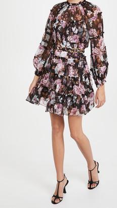 Zimmermann Charm Tiered Mini Dress