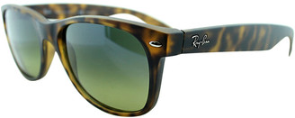 Ray-Ban Unisex 2132 55Mm Wayfarer Sunglasses