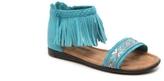 Minnetonka Coco Girls Toddler & Youth Sandal