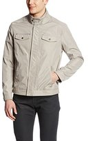 Kenneth Cole Reaction Men's Bonded Moto Jacket
