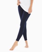 Soma Intimates Slimming Blue Denim Legging
