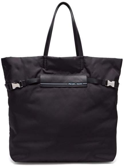 427921af0b4e33 Prada Black Tote Bags - ShopStyle
