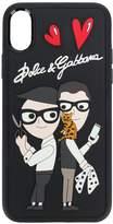 Dolce & Gabbana Stylisti Cupido iPhone X case