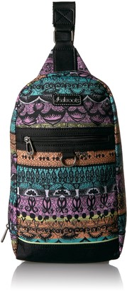 Sakroots Women's New Adventure Hiker Sling Backpack