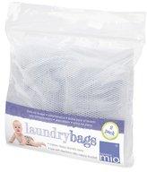 MIO Bambino Laundry Bags, White, 2-Pack
