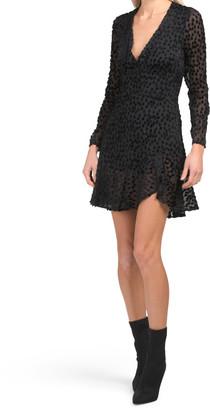 Dot Illusion Dress