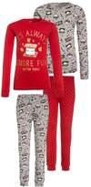Carter's GIRL BEDTIME IS SMORE FUN 2 PACK Pyjama set multicolor