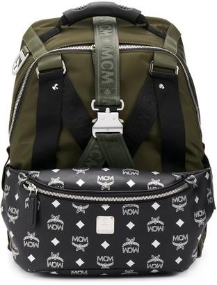 MCM medium Jemison 2-in-1 backpack