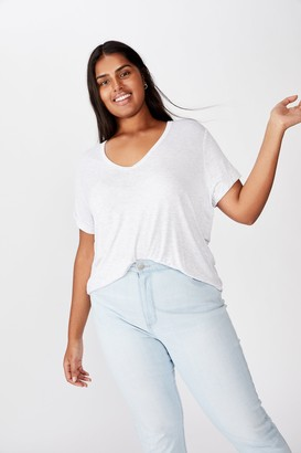 Cotton On Curve Karly Short Sleeve Tee
