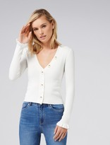Ever New Jessie Button-Up Knit Cardigan