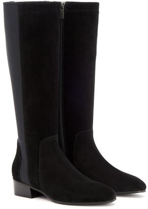 Aquatalia Flore Weatherproof Suede Boot