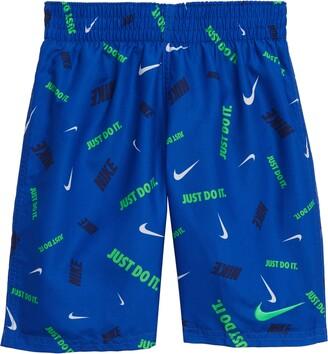 Nike Logofetti Swim Shorts