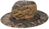 Filson camouflage fedora hat