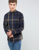 ONLY & SONS Brushel Flannel Check Shirt
