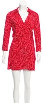 Diane von Furstenberg Celeste Polka Dot Dress