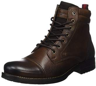 Martinelli Leather Ankle Boots Sean 1192