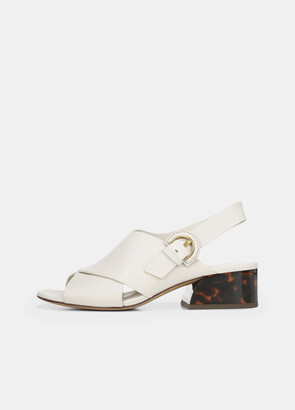Vince Leather Jetta Sandal